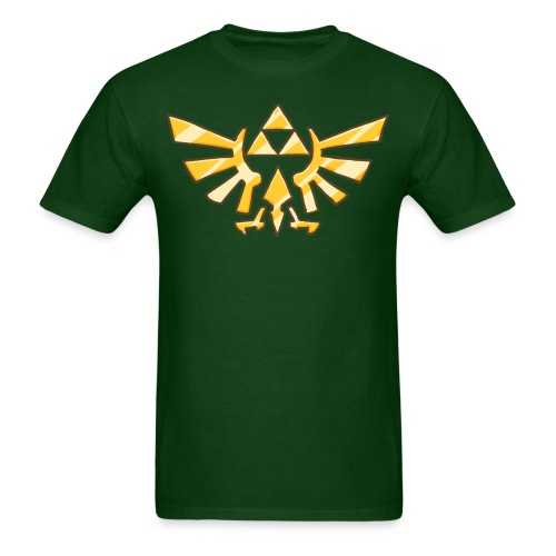 Triforce - Men's T-Shirt