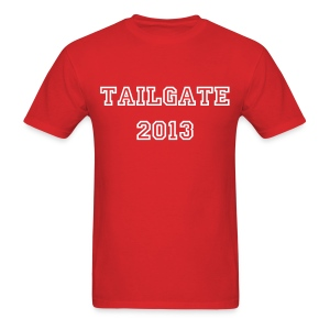 Official #OnlyAtIU Tailgate shirt 13 - Men's T-Shirt