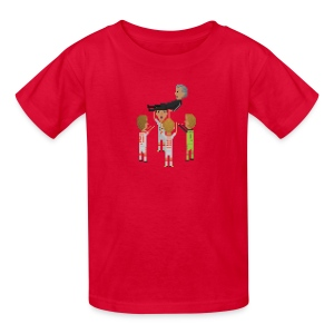Kids T-Shirt - German champions 2013 celebration - Kids' T-Shirt