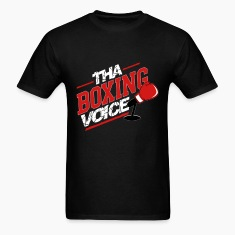 Tha Boxing Voice Logo T-Shirts