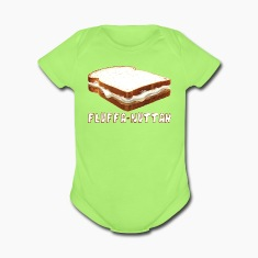 Fluffa Nuttah Back to Beantown Baby & Toddler Shirts