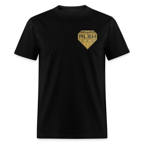 Hardcore RLSH Badge Uniform Adult T-Shirt - Men's T-Shirt