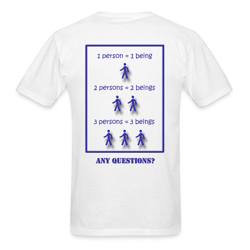 Person-And-Being-11x14.png - Men's T-Shirt