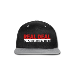 Real Deal Evander Holyfield - Snap-back Baseball Cap