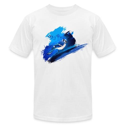 Men's Blue Jay T-shirt - Men's Fine Jersey T-Shirt