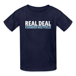 Real Deal Evander Holyfield - Kids' T-Shirt
