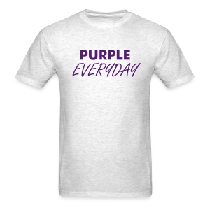 Purple Everyday - Mens - Men's T-Shirt