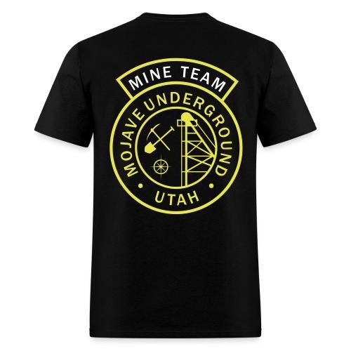 Mojave Logo Shirt - Men's T-Shirt