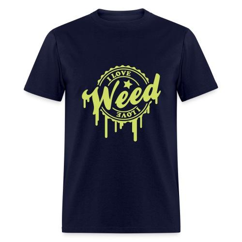 i  - Men's T-Shirt