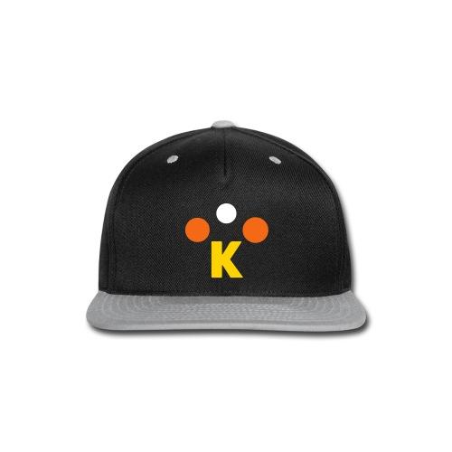 Kalombo Snapback - Snap-back Baseball Cap