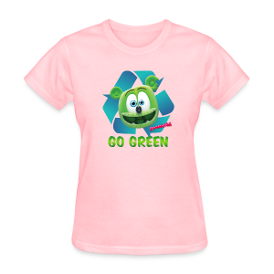 Gummibär Recycle Earth Day Women's T-Shirt - Women's T-Shirt