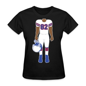 82 white jersey - Women's T-Shirt