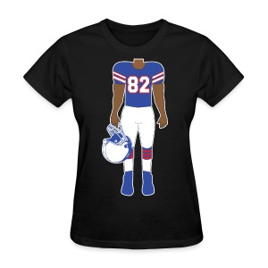82 blue jersey - Women's T-Shirt