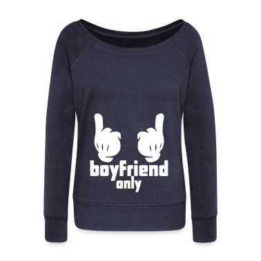 boyfriend only Long Sleeve Shirts