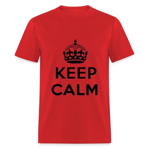 Keep Calm  Mens T-Shirt - Men's T-Shirt