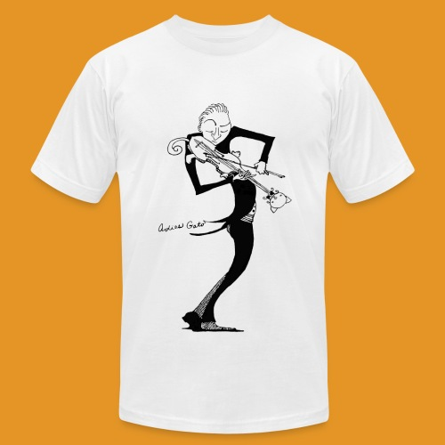 Cat-Gut - Men's Fine Jersey T-Shirt