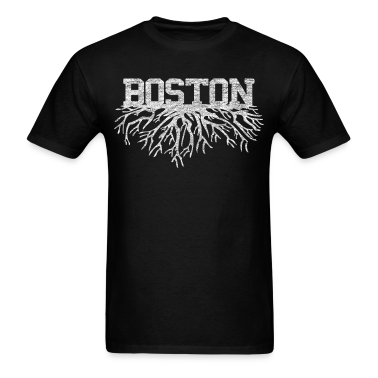 My Boston Roots Back to Beantown T-Shirts