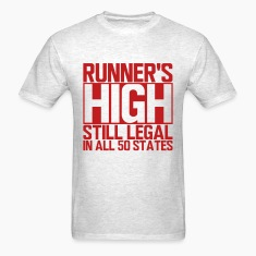 Runner's High T-Shirts