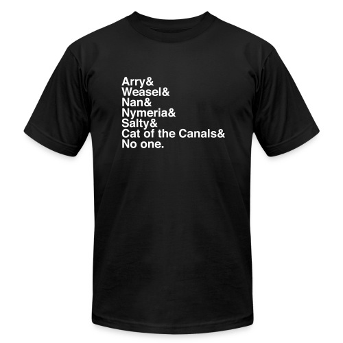 Arya Stark - Men's Fine Jersey T-Shirt