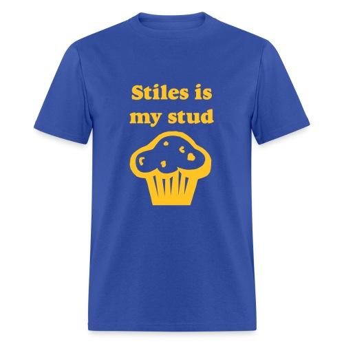 Stiles Is My Stud Muffin - Men's T-Shirt