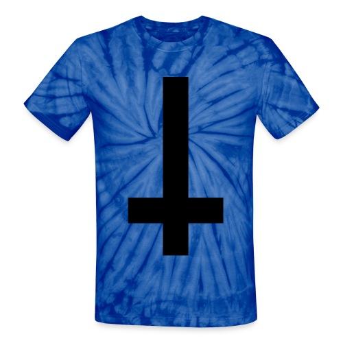 Croak - Tye Dye Cross - Unisex Tie Dye T-Shirt