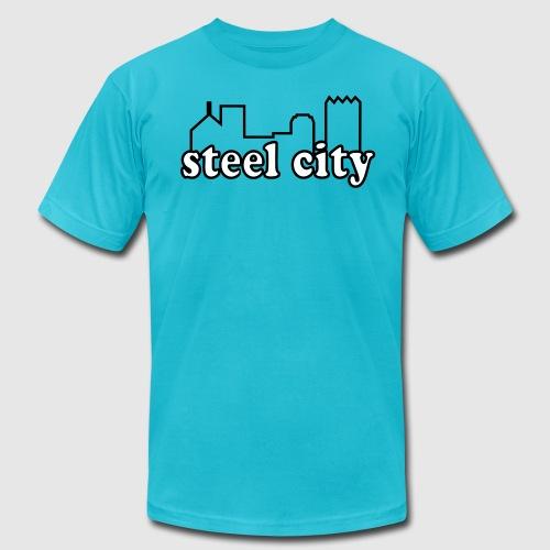 Steel City - Men's  Jersey T-Shirt