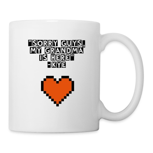 Coffee/Tea Mug - A mug for the Grandmas.
