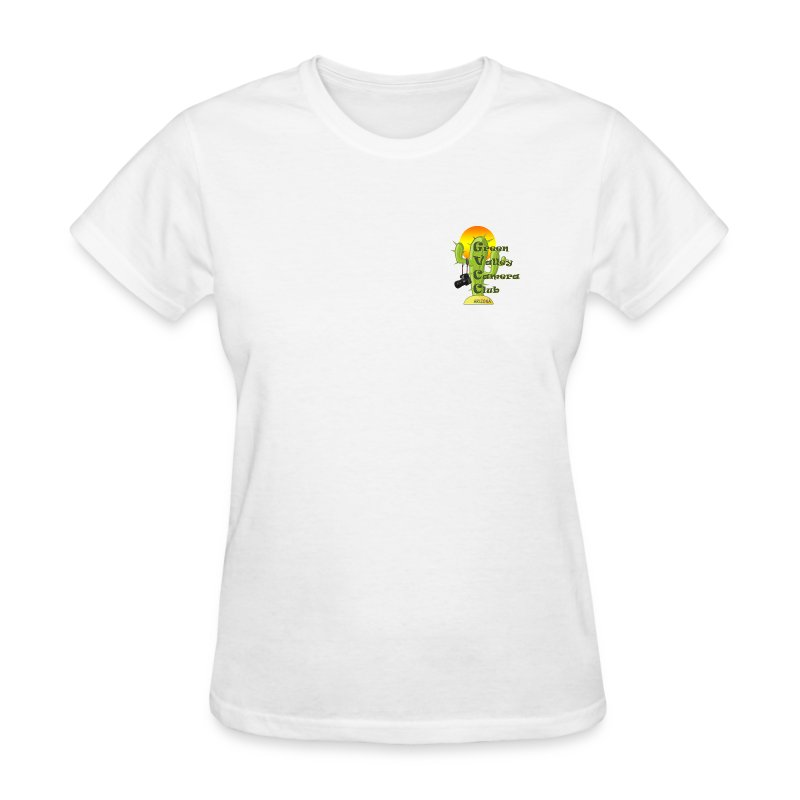 GVCC Logo for Silkscreen.png - Women's T-Shirt