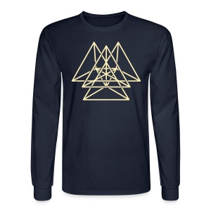 5D Star of Deva - Men's Long Sleeve T-Shirt