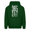 365 24/7 How Bad Do You Want It? mp Hoodies