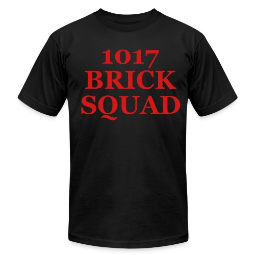 Brick Squad  - Men's Fine Jersey T-Shirt