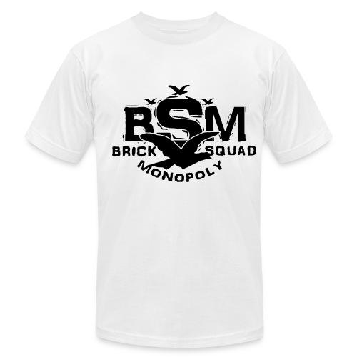 BSM - Men's Fine Jersey T-Shirt