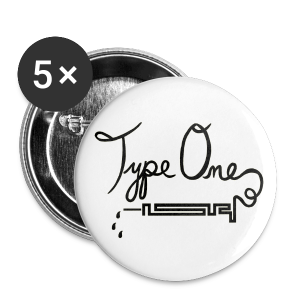 Type One - Buttons - Large Buttons
