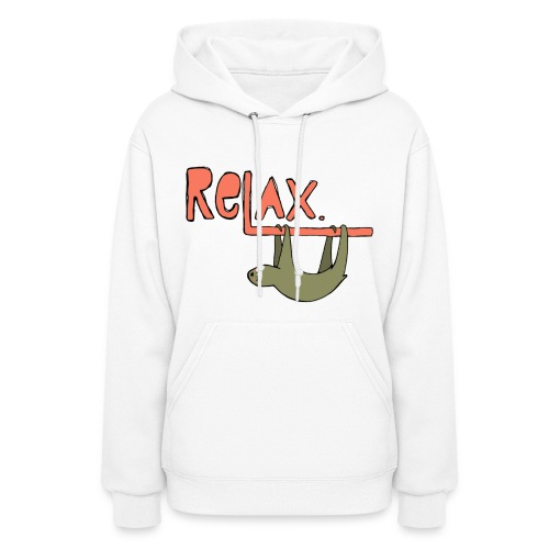 Women's Sweatshirt Relax - Women's Hoodie