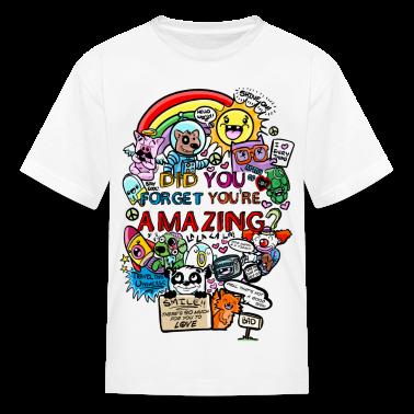 You are amazing Kids' Shirts