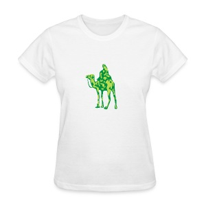 Silk Road - Women's T-Shirt