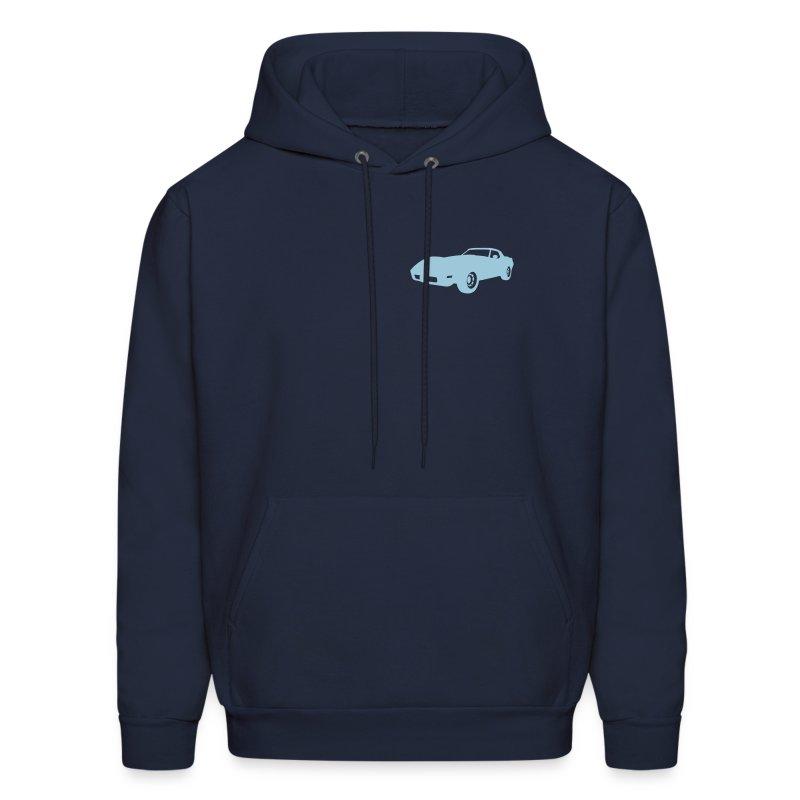 Us Classic Car Corvette Hoodie Spreadshirt