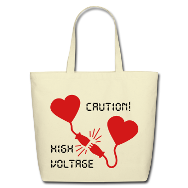 hearts high voltage_g1 Bags