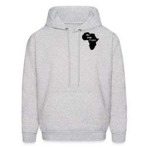 Men's Africa Hoodie - Men's Hoodie