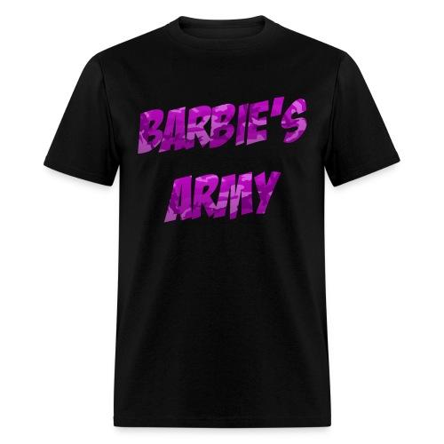 Barbie's Army - Men's T-Shirt