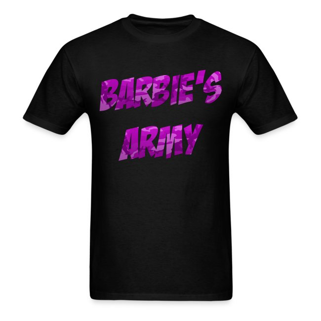 Barbie's Army