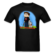 T-Shirts ~ Men's T-Shirt ~ Dog