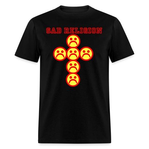 SAD RELIGION - Men's T-Shirt