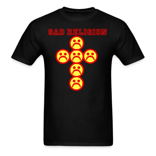 SAD RELIGION - Men's T-Shirt