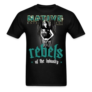 Rebels of the Industry - Men's T-Shirt