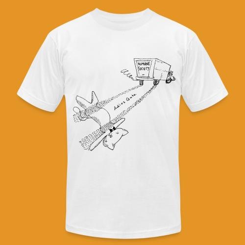 Roadkill Kitty - Men's Fine Jersey T-Shirt