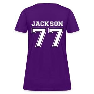 #TeamMJ (Relaxed) - Women's T-Shirt