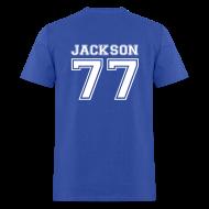 T-Shirts ~ Men's T-Shirt ~ #TeamMJ (Relaxed)