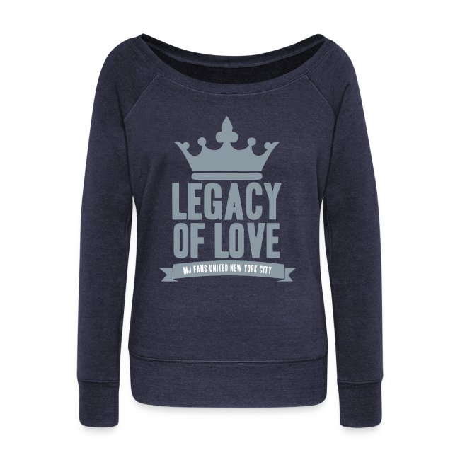 Silver Legacy Sweater