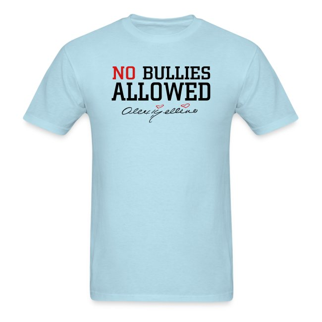 No Bullies Allowed by Alexis Bellino